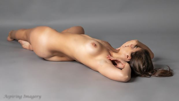reclining nude artistic nude photo by photographer aspiring imagery