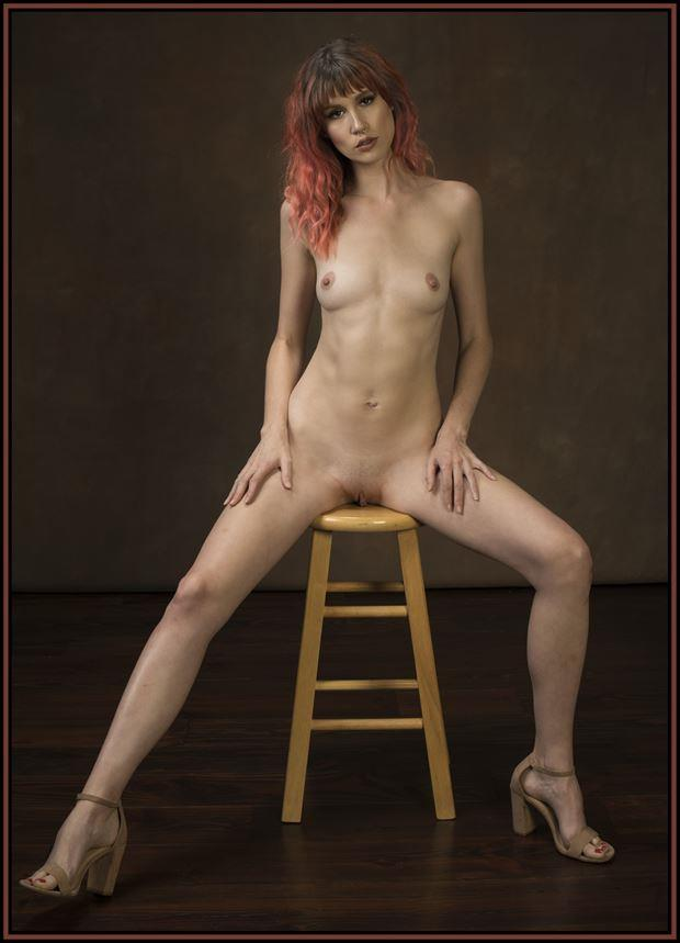 red ends artistic nude photo by photographer tommy 2 s