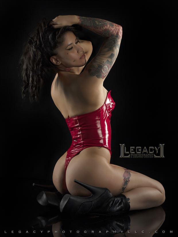 red latex tattoos photo by photographer legacyphotographyllc