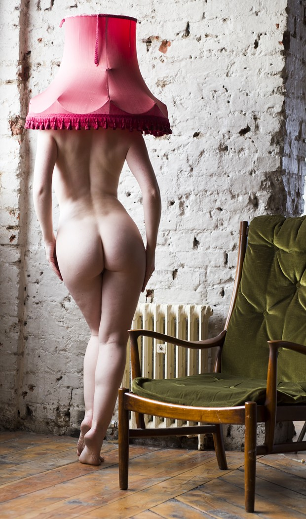 red light Artistic Nude Photo by Photographer BenErnst