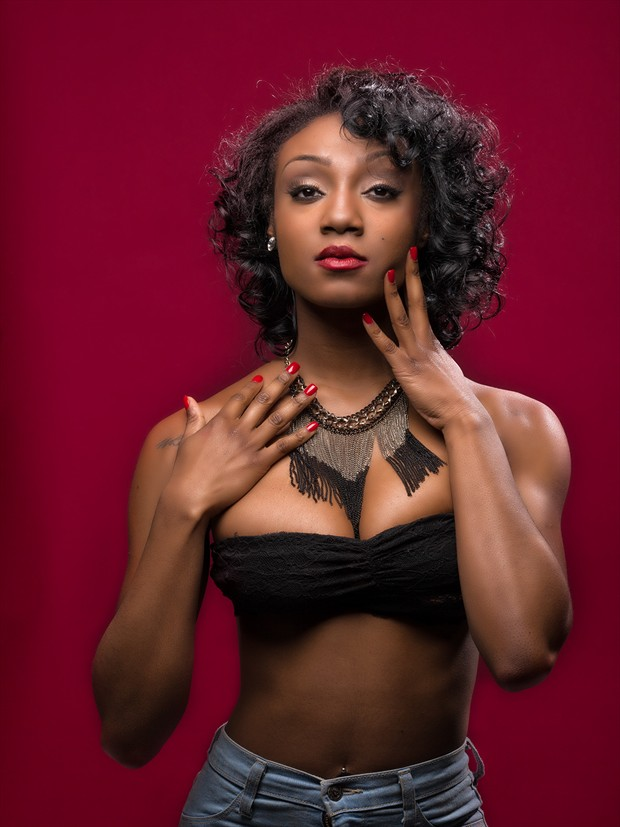 red paper Glamour Photo by Photographer mehamlett