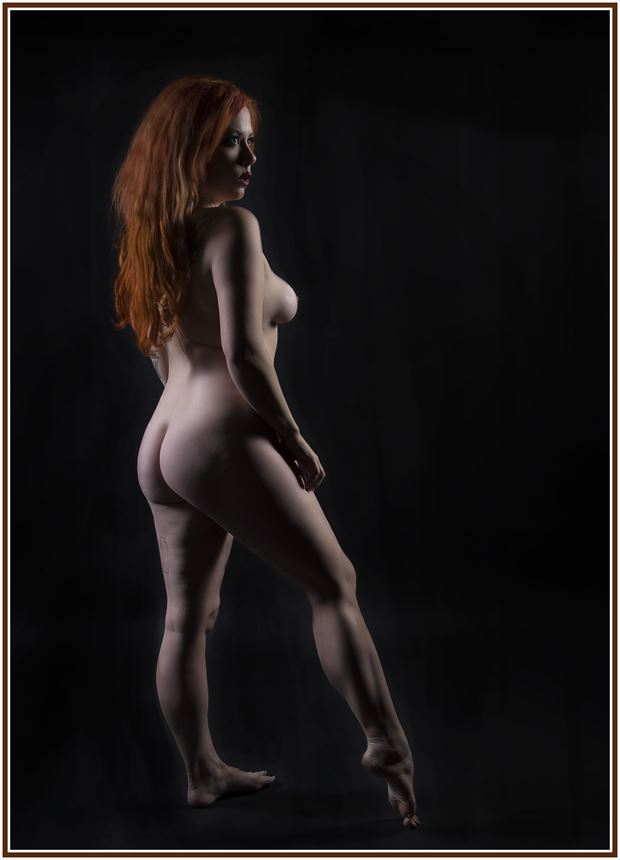 red red artistic nude photo by photographer tommy 2 s