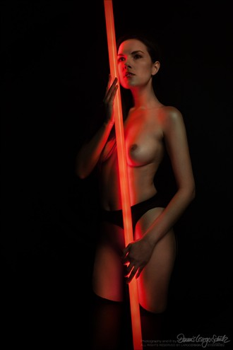 red tube Artistic Nude Photo by Photographer Largo