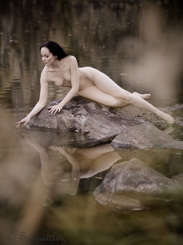 reflecting on life Artistic Nude Photo by Photographer Sensual Artz