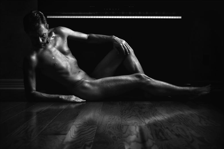 reflections in wood 2 artistic nude photo by photographer r pedersen