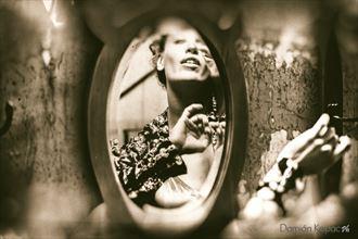 reflections lingerie photo by photographer damian kopac