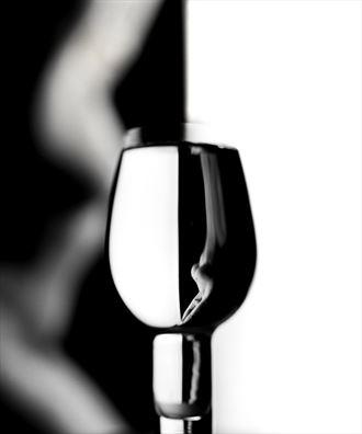refraction 1 artistic nude photo by photographer carl kerridge