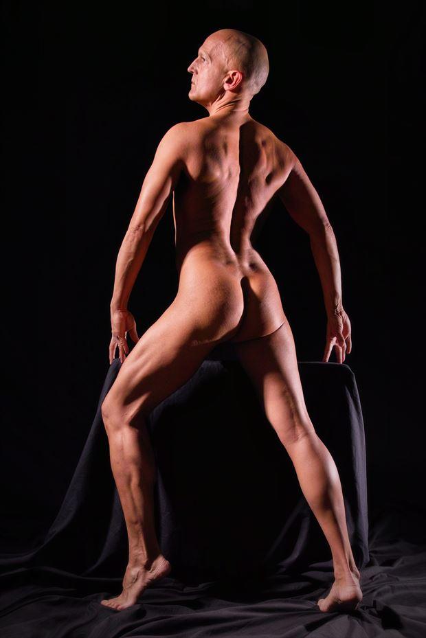 regarding artistic nude photo by model avid light