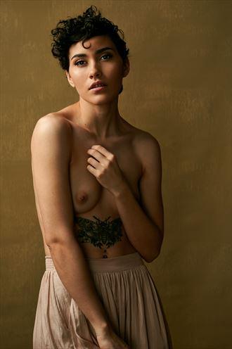 rene artistic nude artwork by photographer mikegthehotog