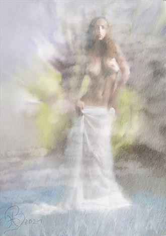 renewal artistic nude artwork by artist derbuettner