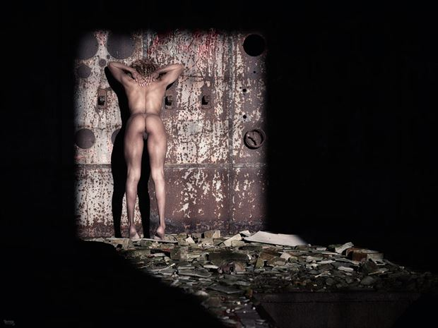 renunciation artistic nude photo by photographer rytter photography