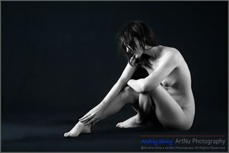 repose artistic nude photo by photographer andriy siniy