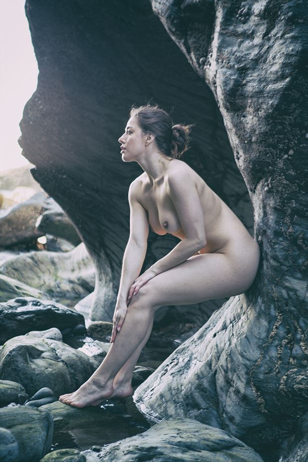 rest and reflect artistic nude photo by photographer imagesse