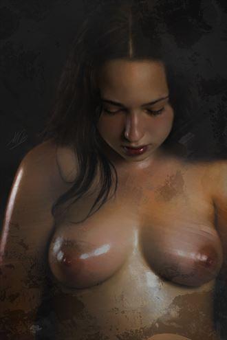 reveal sensual artwork by artist todd f jerde