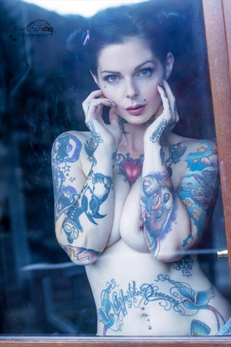 riae Tattoos Photo by Photographer minu
