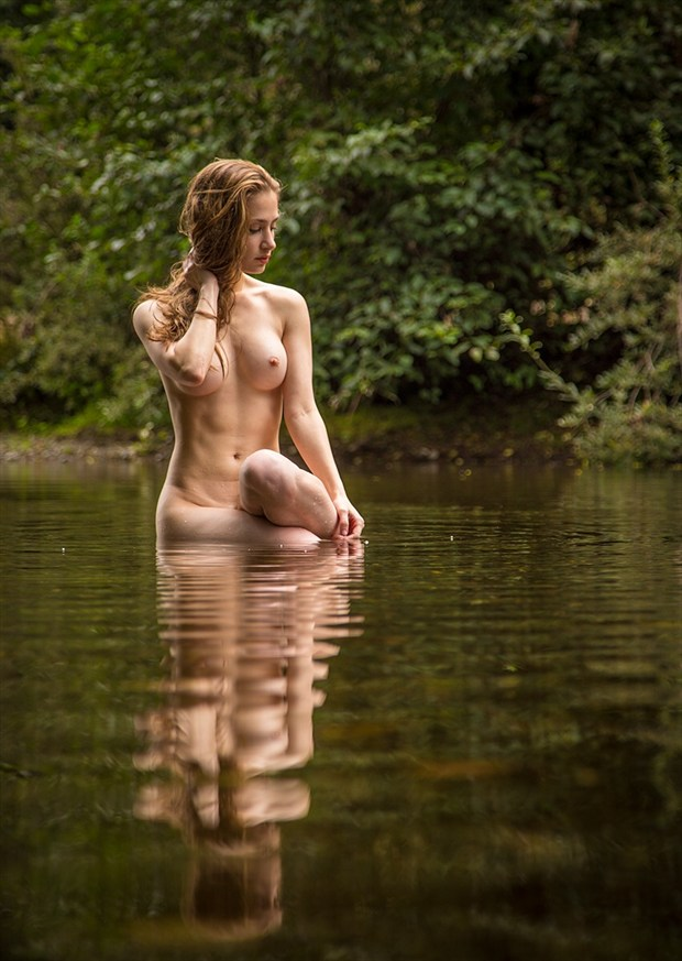 ripple Artistic Nude Photo by Model MelissaAnn