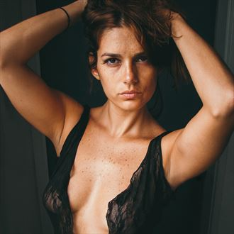 romie lingerie photo by photographer frankmoten