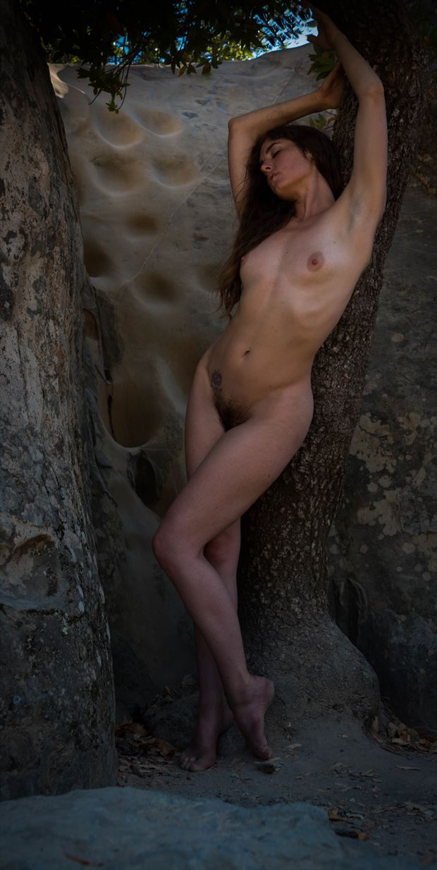roots and stone artistic nude photo by photographer anthonygilbertphoto