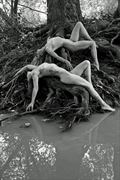 roots artistic nude photo by photographer werner lobert