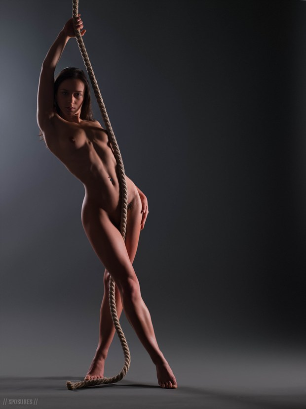 rope 3 Artistic Nude Photo by Photographer xposures