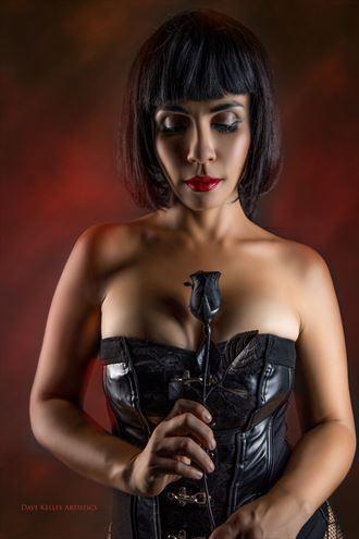 rosa negra erotic photo by model james_lopez