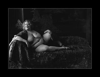 rose s tribune artistic nude artwork by photographer ralf wiegand