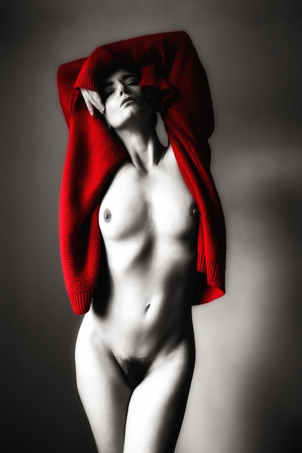 rouge artistic nude artwork by photographer neilh