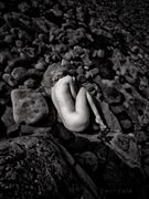 rough diamonds may sometimes be mistaken for worthless pebbles artistic nude photo by model selkie