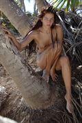 roxanne yucatan beach_5437 artistic nude photo by photographer phokento