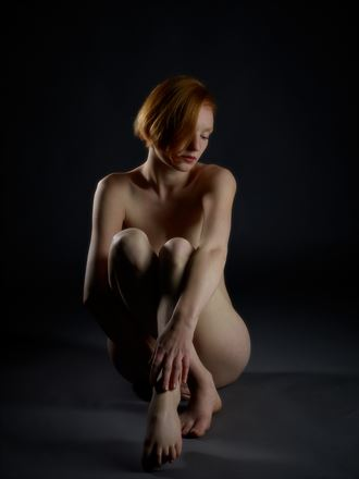 ruby slipper artistic nude photo by photographer pursuit