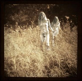 running wild Artistic Nude Artwork by Photographer EAJ photo