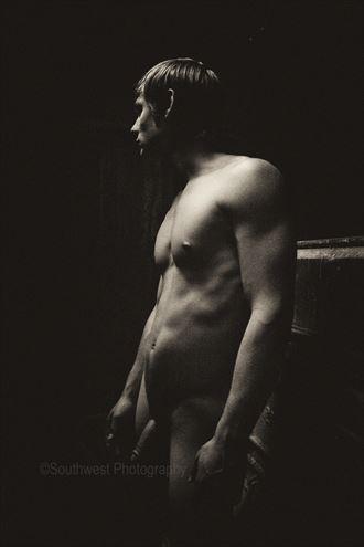 ryan artistic nude photo by photographer southwestphotography