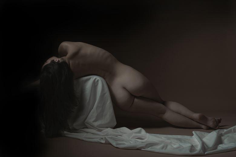 sacrificium artistic nude artwork by artist hruby