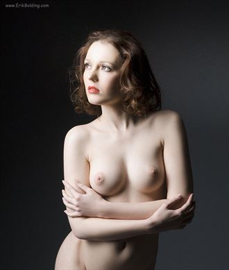 sad nude artistic nude photo by photographer erik bolding