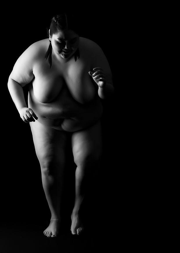 salsa ii artistic nude photo by model adania reyes