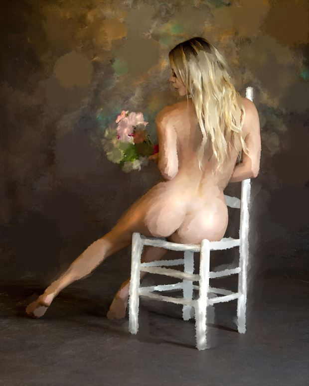 sam artistic nude artwork by photographer red rayven