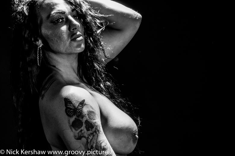 sammie 2 artistic nude photo by photographer groovyeditor