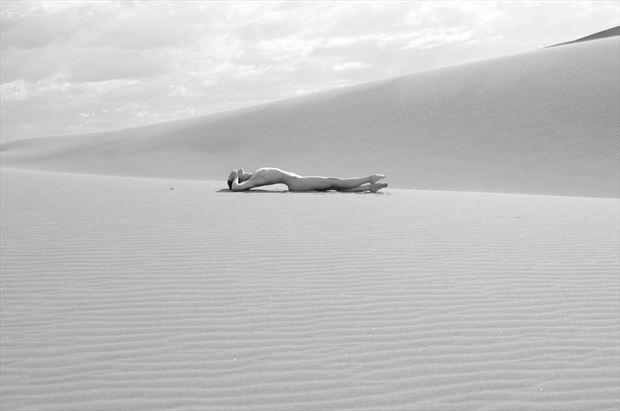 san dunes nude phantasies no 2 artistic nude artwork by photographer pitaru