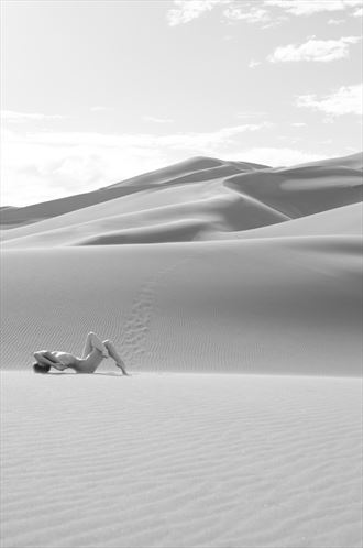 san dunes nude phantasies no 6 artistic nude artwork by photographer pitaru