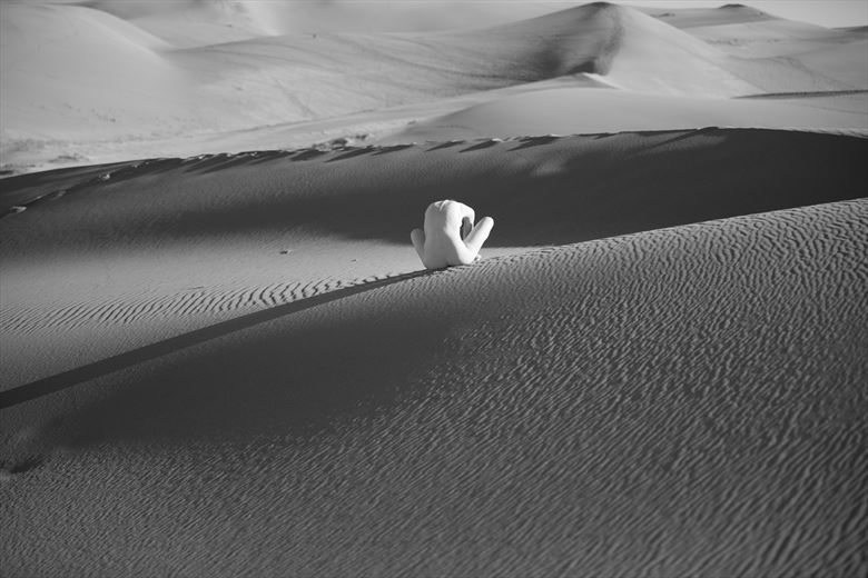 san dunes phantasies no 1 artistic nude artwork by photographer pitaru