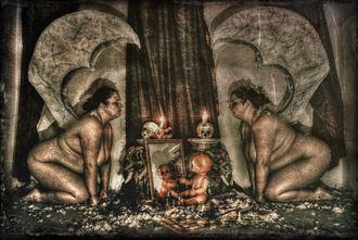 sandonorico fantasy artwork by photographer michael knoten