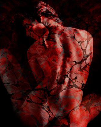 sanguine skin inks series artistic nude artwork by photographer alancondrey