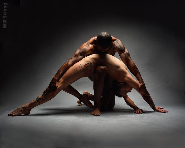 sara and gilbert artistic nude photo by photographer yb2normal