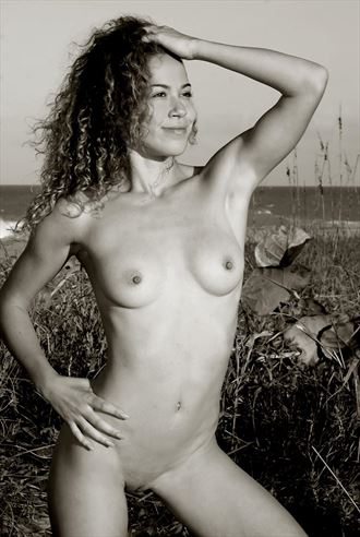 sarah sweets artistic nude photo by photographer rick gordon