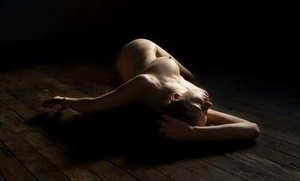 saskia natural light beautiful shadows artistic nude photo by photographer pgl05