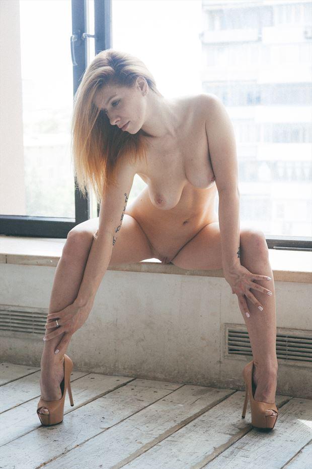 sata artistic nude photo by photographer ygr