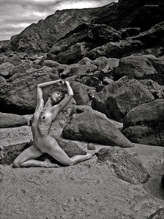 satiation Artistic Nude Photo by Photographer Howard Nowlan