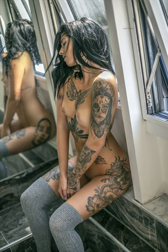 saturday mornings tattoos photo by photographer anna edelride