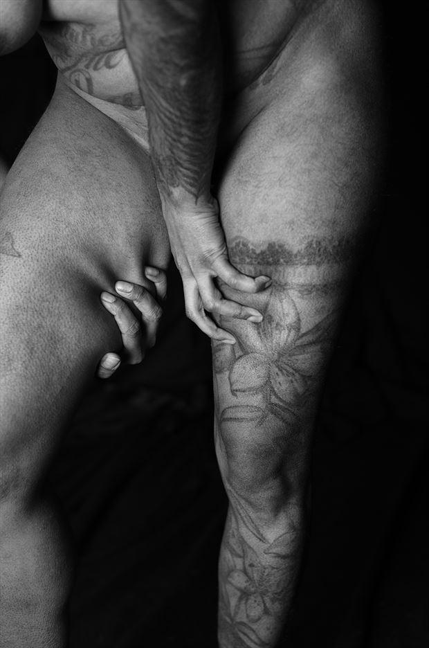 savannah saphire implied nude photo by photographer constantine lykiard