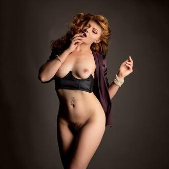 scarlett foxett artistic nude photo by photographer riccardodelavenetzia